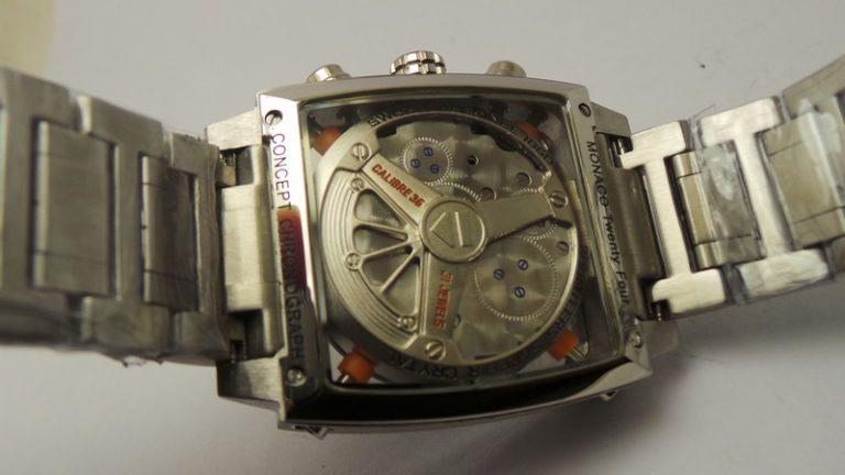 replicas reloj Tag Heuer Monaco