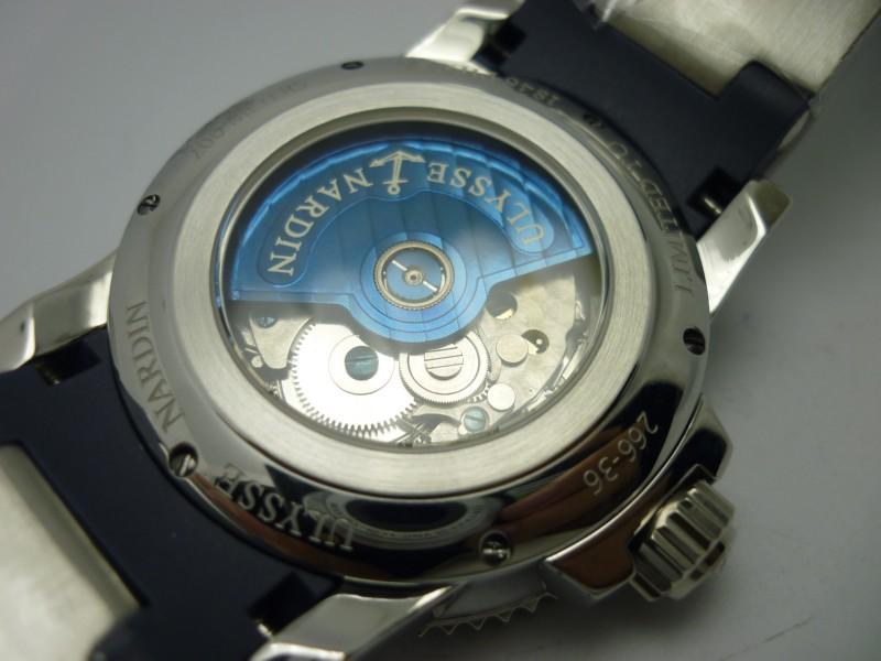 reloj réplica Ulysse Nardin